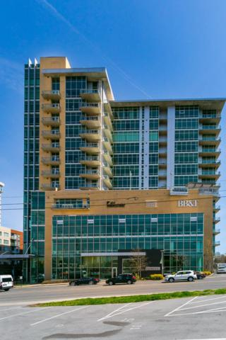 700 12Th Ave S Unit 704 #704, Nashville, TN 37203 (MLS #1916686) :: NashvilleOnTheMove | Benchmark Realty