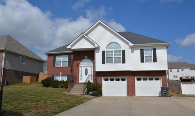 1181 Stillwood Dr, Clarksville, TN 37040 (MLS #1917133) :: Berkshire Hathaway HomeServices Woodmont Realty