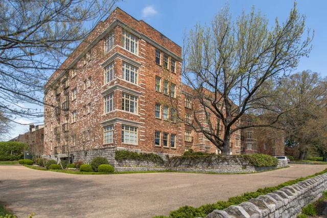 4000 West End Ave Apt 101 #101, Nashville, TN 37205 (MLS #1917780) :: RE/MAX Choice Properties