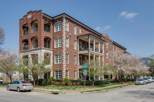3210 West End Circle #104 #104, Nashville, TN 37203 (MLS #1918322) :: NashvilleOnTheMove | Benchmark Realty