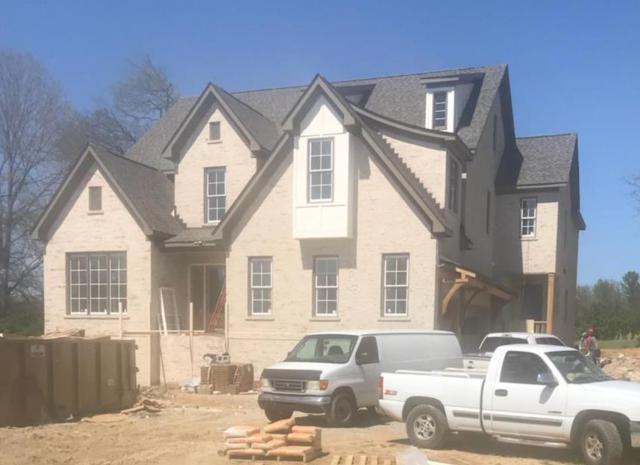 1026 Buena Vista Dr. Lot 116, Franklin, TN 37069 (MLS #1918473) :: NashvilleOnTheMove | Benchmark Realty