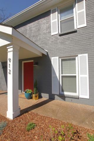 912 Emmett Ave, Nashville, TN 37206 (MLS #1918534) :: CityLiving Group