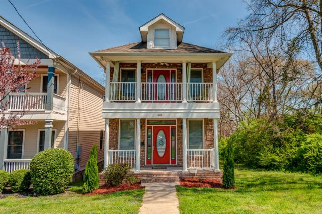 1618 B 6Th Ave N, Nashville, TN 37208 (MLS #1918555) :: RE/MAX Homes And Estates