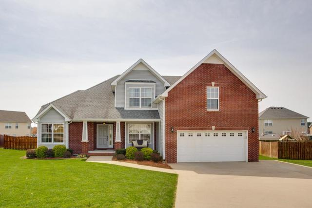 1184 Northfield Dr, Clarksville, TN 37040 (MLS #1918627) :: Ashley Claire Real Estate - Benchmark Realty