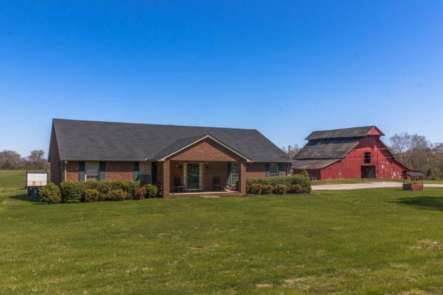 1626 Old Berlin Rd, Lewisburg, TN 37091 (MLS #1918982) :: Ashley Claire Real Estate - Benchmark Realty