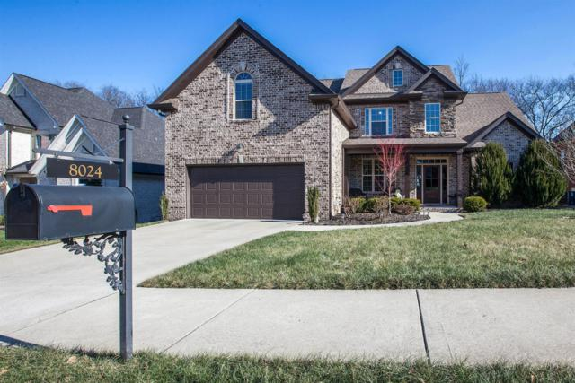 8024 Fenwick Ln, Spring Hill, TN 37174 (MLS #1919016) :: NashvilleOnTheMove | Benchmark Realty
