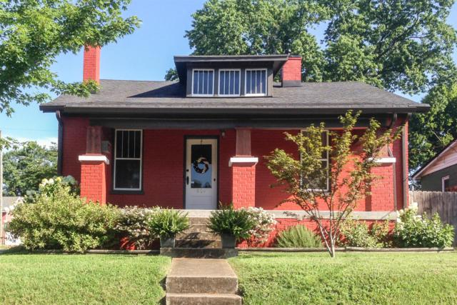 801 Shelby Ave, Nashville, TN 37206 (MLS #1919109) :: NashvilleOnTheMove | Benchmark Realty