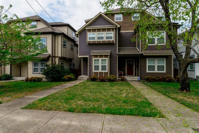 1707 A 14th Ave S, Nashville, TN 37212 (MLS #1919165) :: CityLiving Group