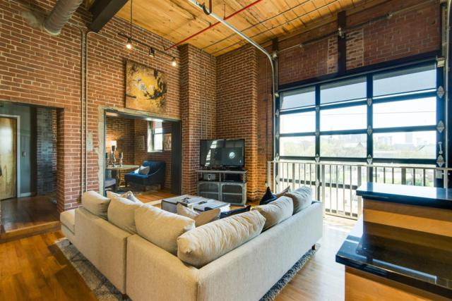 1350 Rosa L Parks Blvd Apt 401 #401, Nashville, TN 37208 (MLS #1919345) :: Oak Street Group