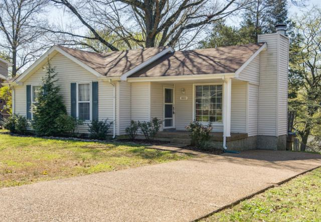 3833 Eckhart Dr, Nashville, TN 37211 (MLS #1919360) :: RE/MAX Homes And Estates