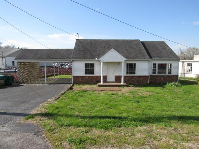 1211 E Commerce St, Lewisburg, TN 37091 (MLS #1919606) :: The Kelton Group