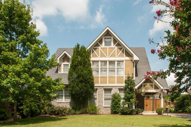 2116 W Linden Ave, Nashville, TN 37212 (MLS #1919613) :: Ashley Claire Real Estate - Benchmark Realty