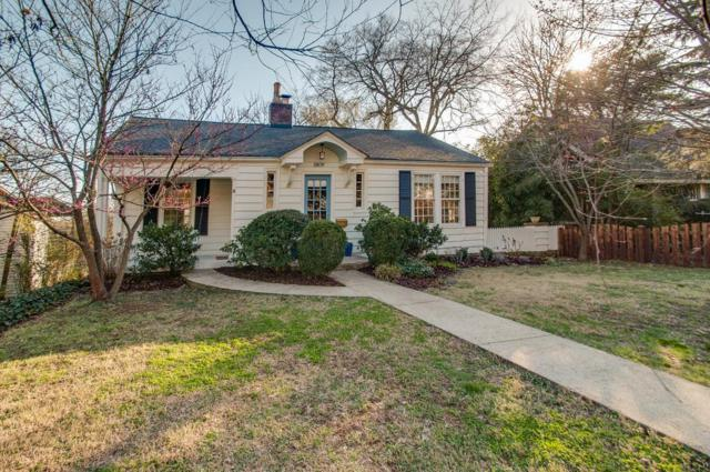 2809 Blair Blvd, Nashville, TN 37212 (MLS #1919905) :: Ashley Claire Real Estate - Benchmark Realty