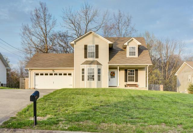 214 Grant Ave, Oak Grove, KY 42262 (MLS #1919913) :: NashvilleOnTheMove   Benchmark Realty