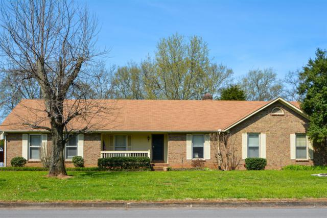 2519 Regency Park Dr, Murfreesboro, TN 37129 (MLS #1919937) :: NashvilleOnTheMove | Benchmark Realty