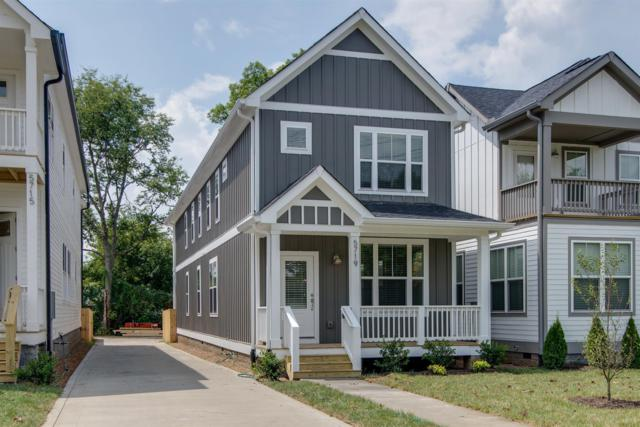 523 A Moore, Nashville, TN 37203 (MLS #1920102) :: CityLiving Group