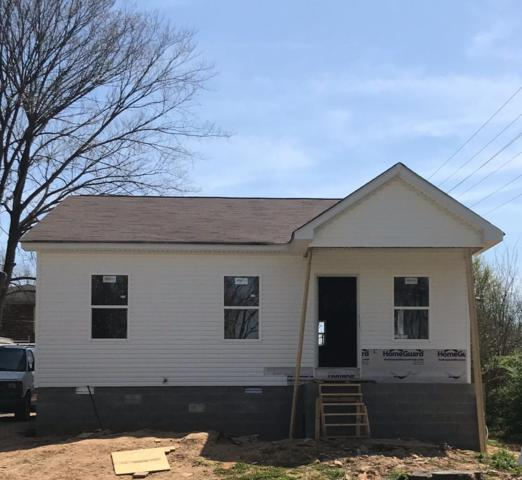 809 Poplar Ave, Springfield, TN 37172 (MLS #1920103) :: NashvilleOnTheMove | Benchmark Realty