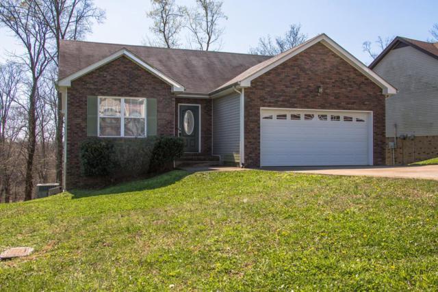 3156 Brook Hill Dr, Clarksville, TN 37042 (MLS #1920148) :: NashvilleOnTheMove   Benchmark Realty