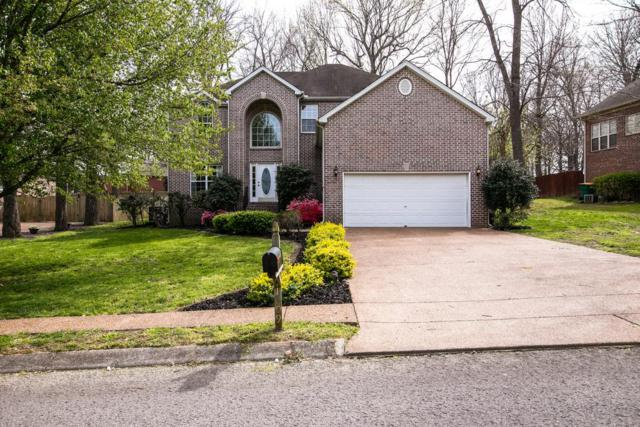 1609 Inverness Dr, Spring Hill, TN 37174 (MLS #1920161) :: NashvilleOnTheMove | Benchmark Realty