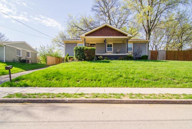 1305 South Street, Nashville, TN 37212 (MLS #1920177) :: RE/MAX Homes And Estates