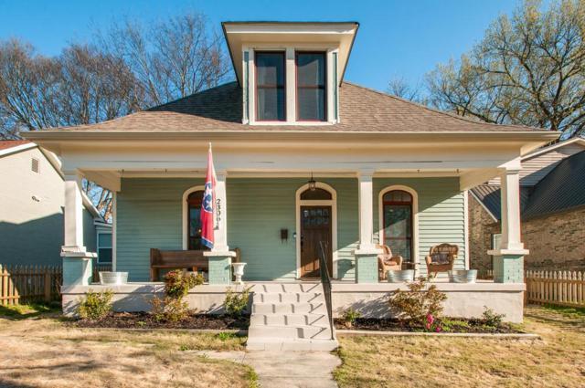 2306 Saint Louis St, Nashville, TN 37208 (MLS #1920252) :: NashvilleOnTheMove | Benchmark Realty