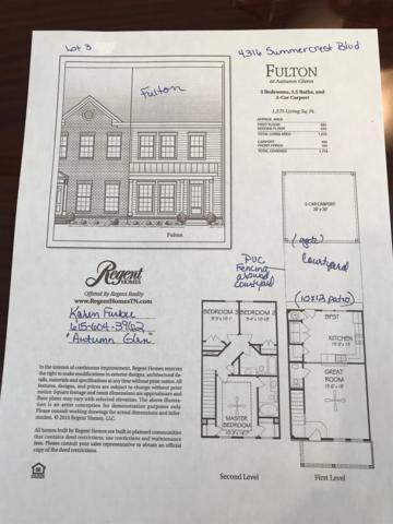4316 Summercrest Blvd, Antioch, TN 37013 (MLS #1920349) :: DeSelms Real Estate