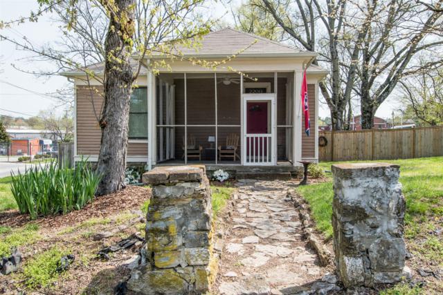 2200 Fox Ave, Nashville, TN 37210 (MLS #1920614) :: NashvilleOnTheMove | Benchmark Realty