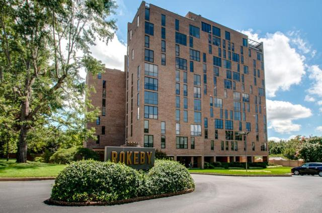 3901 West End Avenue Apt 402 #402, Nashville, TN 37205 (MLS #1920618) :: CityLiving Group