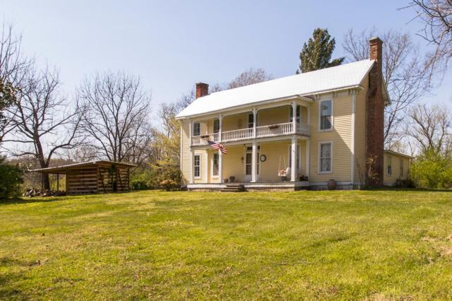 1380 Ben Collier Rd, Charlotte, TN 37036 (MLS #1920643) :: The Kelton Group
