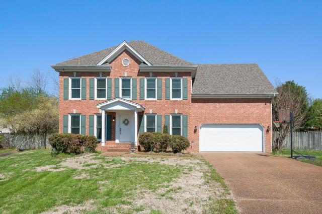 2716 Lydia Place, Thompsons Station, TN 37179 (MLS #1920680) :: Exit Realty Music City