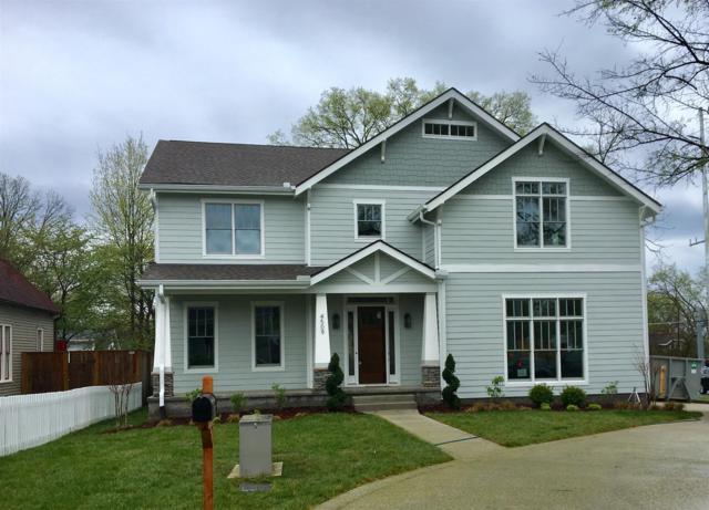 4509 Nevada Ave, Nashville, TN 37209 (MLS #1920730) :: RE/MAX Homes And Estates