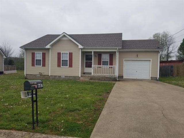 687 Artic, Oak Grove, KY 42262 (MLS #1920925) :: The Kelton Group