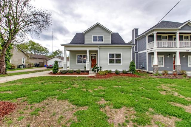 307 A 54Th Ave N, Nashville, TN 37209 (MLS #1920941) :: RE/MAX Homes And Estates