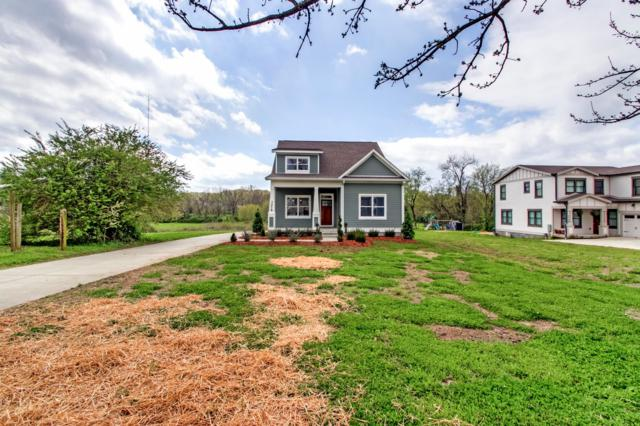 307 B 54Th Ave N, Nashville, TN 37209 (MLS #1920956) :: RE/MAX Homes And Estates