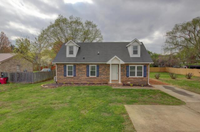 1208 Peachers Mill Rd, Clarksville, TN 37042 (MLS #1920986) :: EXIT Realty Bob Lamb & Associates