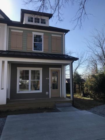 411 B Theresa Ave, Nashville, TN 37205 (MLS #1921021) :: RE/MAX Homes And Estates