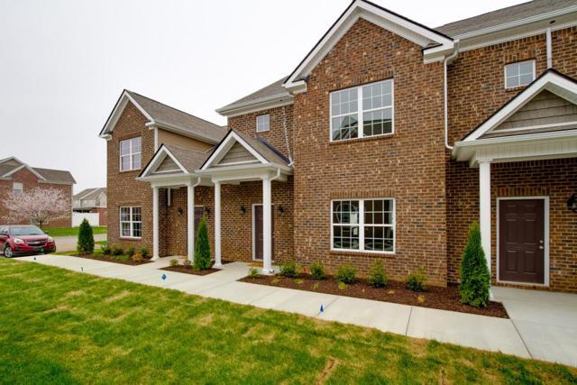 319 Rowlette Circle #47, Murfreesboro, TN 37127 (MLS #1921169) :: John Jones Real Estate LLC