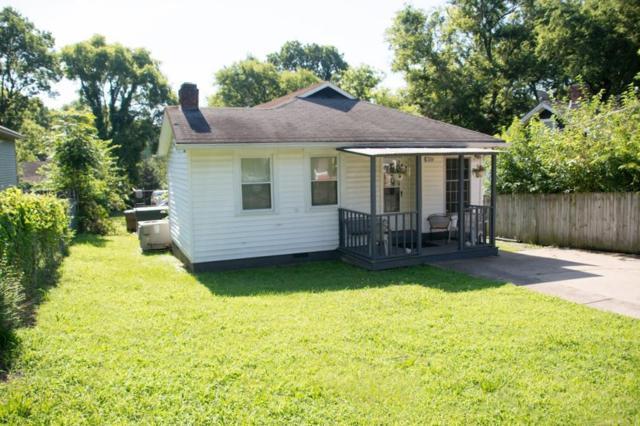 1213 Stockell St, Nashville, TN 37207 (MLS #1921276) :: FYKES Realty Group