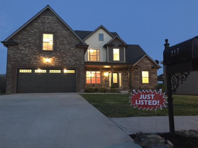 217 Ivy Bend Circle, Clarksville, TN 37043 (MLS #1921319) :: The Kelton Group