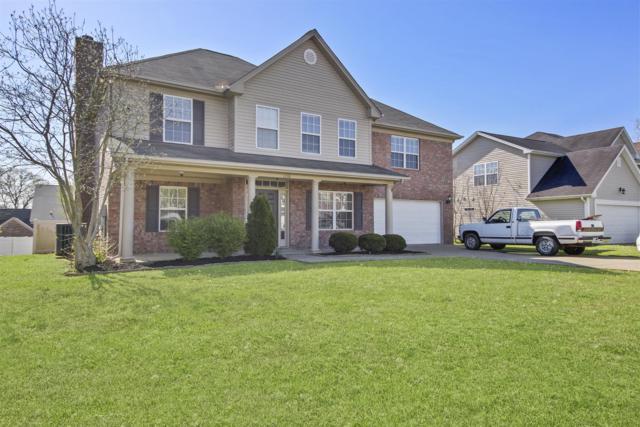 1238 Timber Creek Dr, Murfreesboro, TN 37128 (MLS #1921411) :: NashvilleOnTheMove | Benchmark Realty