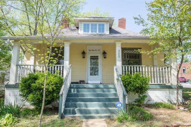 5200 Park Ave, Nashville, TN 37209 (MLS #1921530) :: RE/MAX Homes And Estates