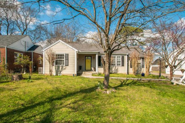 805 Broadmoor Dr, Nashville, TN 37216 (MLS #1921647) :: NashvilleOnTheMove | Benchmark Realty