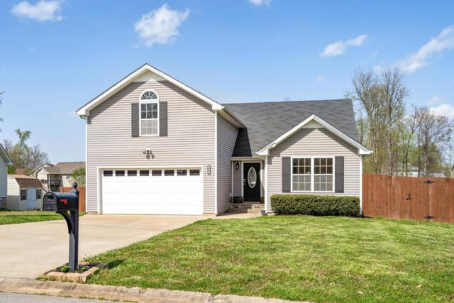 1297 Keech Dr, Clarksville, TN 37042 (MLS #1921741) :: Exit Realty Music City