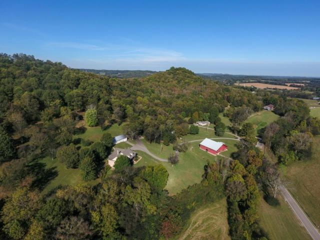 1307 Mooresville Road, Culleoka, TN 38451 (MLS #1921771) :: John Jones Real Estate LLC