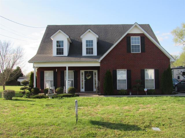 1158 Mantle Way, Murfreesboro, TN 37129 (MLS #1921887) :: John Jones Real Estate LLC