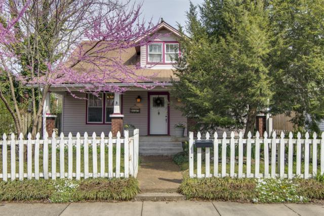 1605 Fatherland, Nashville, TN 37206 (MLS #1921891) :: FYKES Realty Group