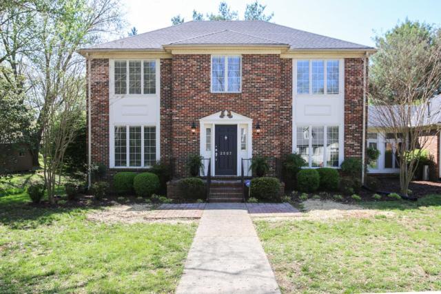 2507 Montclair Ave, Murfreesboro, TN 37129 (MLS #1921894) :: John Jones Real Estate LLC