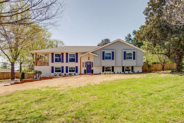 5737 Cloverland Dr, Brentwood, TN 37027 (MLS #1921910) :: NashvilleOnTheMove | Benchmark Realty