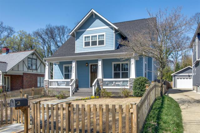 2606 West Linden Avenue, Nashville, TN 37212 (MLS #1922053) :: Ashley Claire Real Estate - Benchmark Realty