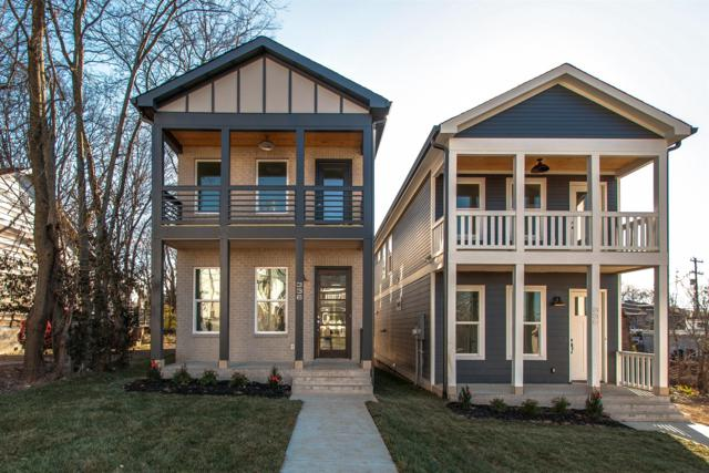 338 Vivelle Ave, Nashville, TN 37210 (MLS #1922148) :: CityLiving Group